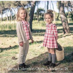 Catálogo de moda infantil de la marca española GOCCO